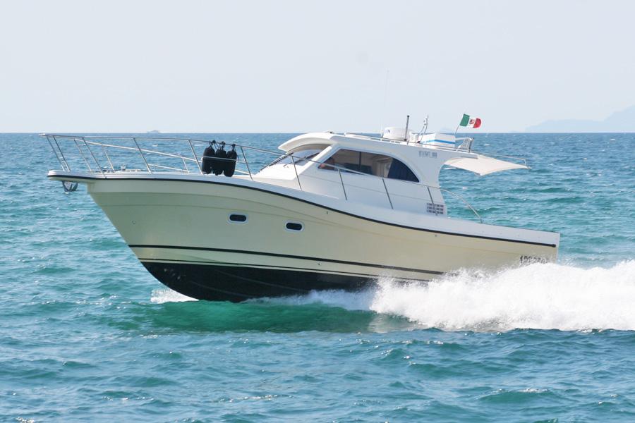Bellcraft 1000 sport fish bellcraft cantiere navale for Barca a vapore per barche da pesca